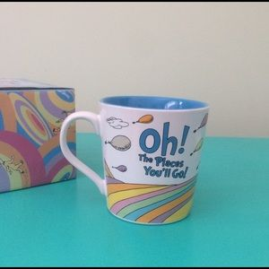 Oh! The Places You'll Go! Dr. Seuss Mug